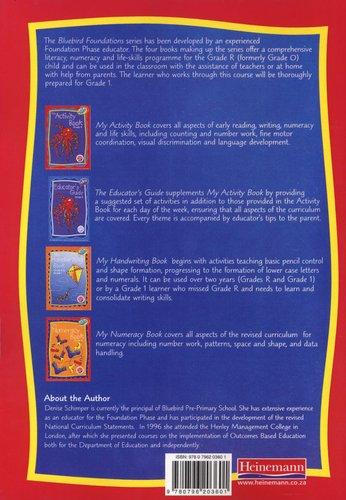 My Akitiwiteitsboek: Grade R: Leerderswerkboek (Paperback