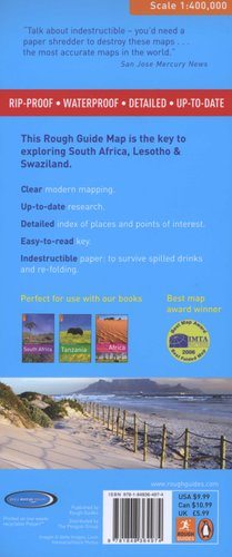 rough guide to south africa lesotho swaziland the rough guide travel guides