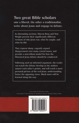 The Meaning of Jesus (Paperback): N  T Wright, Marcus Borg