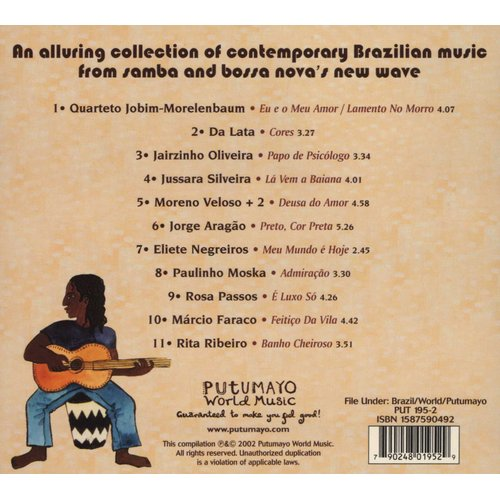 Samba Bossa Nova (CD): Various Artists | Music | Buy online