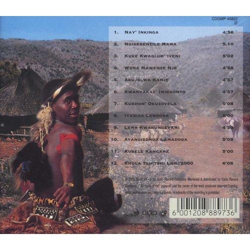 Mfaz' Omnyama - Ngisebenzile Mama (CD) | Music | Buy online