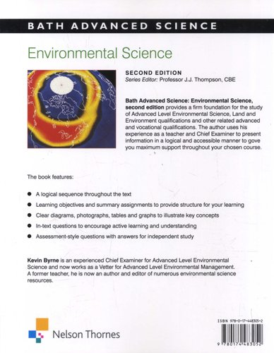 Bath Advanced Science - Environmental Science (Paperback, 2nd