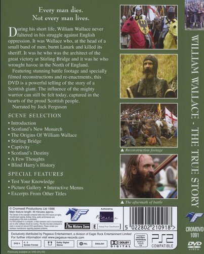 is the story of william wallace true