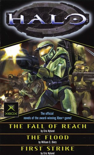Halo The Flood First Strike The Fall Of Reach Paperback
