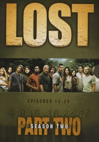 Lost - Season 2 - Episodes 13-24 (DVD, Boxed set) | Movies & TV