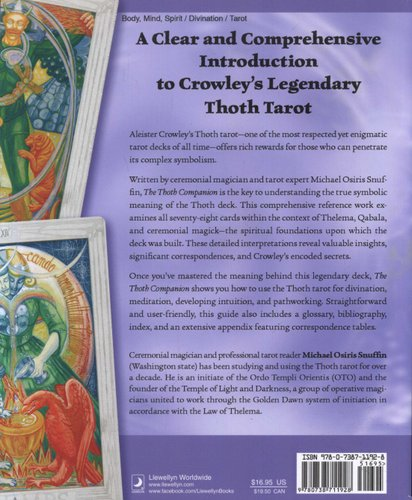The Thoth Companion - The Key to the True Symbolic Meaning