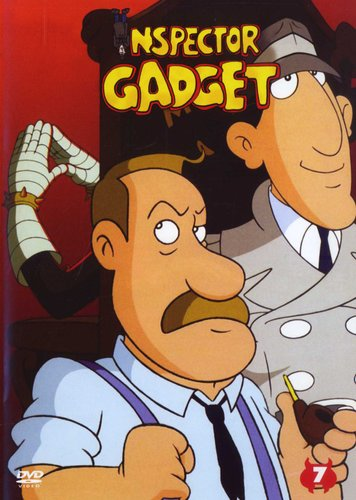 inspector gadget vol 7 dvd movies tv buy online in south
