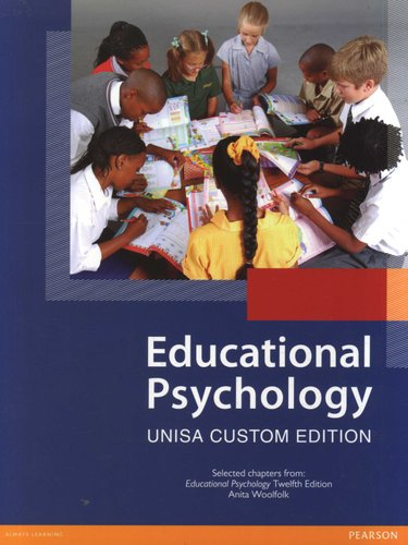 Educational psychology unisa custom edition paperback anita share your images fandeluxe Choice Image