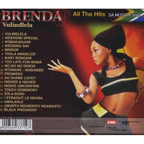 Brenda Fassie - Vulindlela - All The Hits (CD) | Music | Buy
