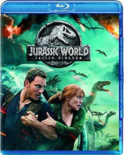 Jurassic World: Fallen Kingdom (Blu-ray Disc): Chris Pratt