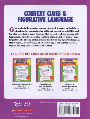 Context Clues & Figurative Language - 35 Reading Passages for