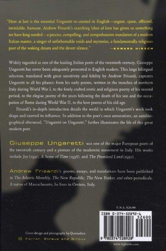 Giuseppe Ungaretti - Selected Poems (Italian, Paperback