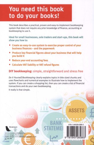 Do it yourself bookkeeping for small businesses how to set up and share your images solutioingenieria Choice Image