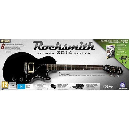 Rocksmith 2014 - Bundle with Guitar (XBox 360): Xbox360