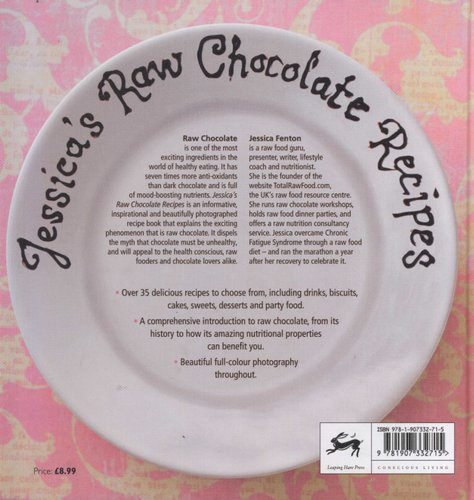 Jessicas raw chocolate recipes an introduction to raw food share your images forumfinder Images