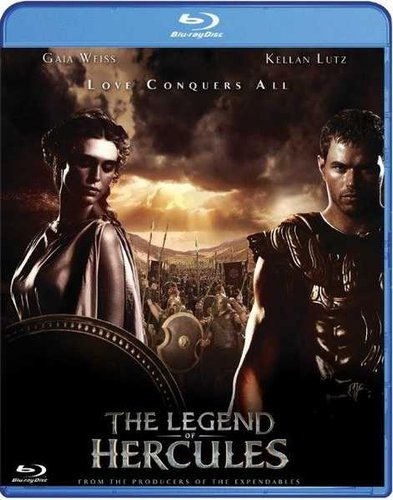 The Legend Of Hercules (Blu-ray disc): Kellan Lutz, Gaia Weiss