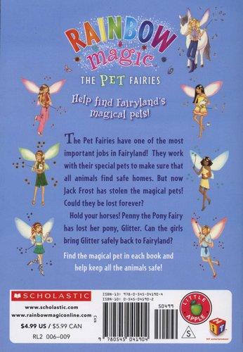 Pet Fairies #7: Penny the Pony Fairy - A Rainbow Magic Book