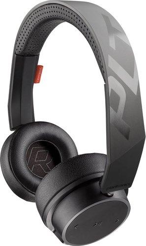 844a75162e2 Plantronics Backbeat FIT 500 Bluetooth Headset (Black)   Electronics ...