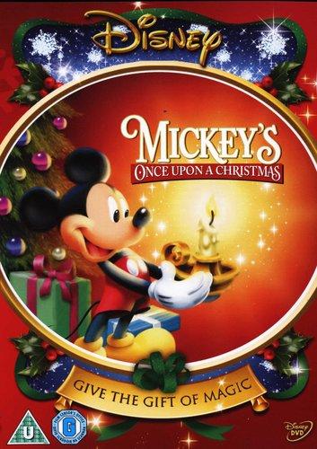Mickey Mouse Once Upon A Christmas.Mickeys Once Upon A Christmas English German Dvd Mickey