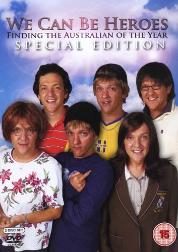 d4623bbea194 We Can Be Heroes (DVD)  Chris Lilley