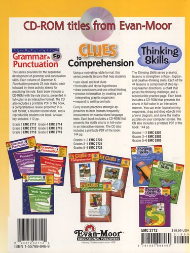 Grammar & Punctuation, Grade 2 - Grade 2 (Paperback, Teacher ed