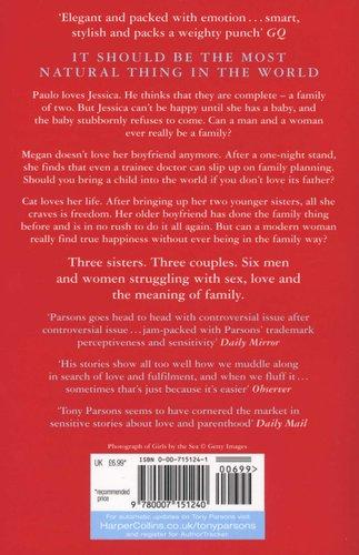 The Family Way (Paperback): Tony Parsons: 9780007151240