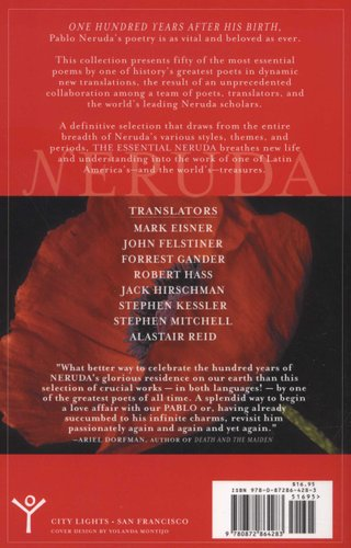 The Essential Neruda - Selected Poems (Spanish, Paperback, Abridged