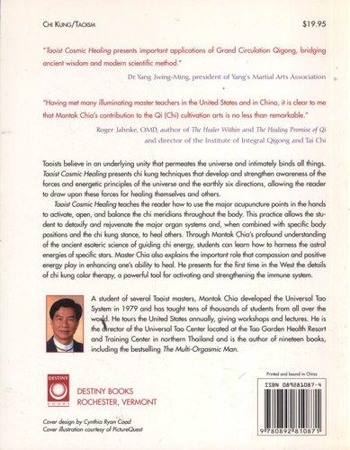 Taoist Cosmic Healing - Chi Kung Color Healing Principles