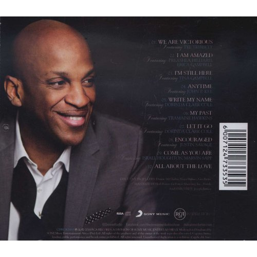 Donnie Mcclurkin S Children: Donnie McClurkin - Duets (CD)