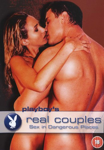 Real Couples Sex In Dangerous Places Dvd Playboy Dvd Buy