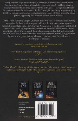 Scattered Suns Saga Of Seven Suns Book Four Paperback Kevin J
