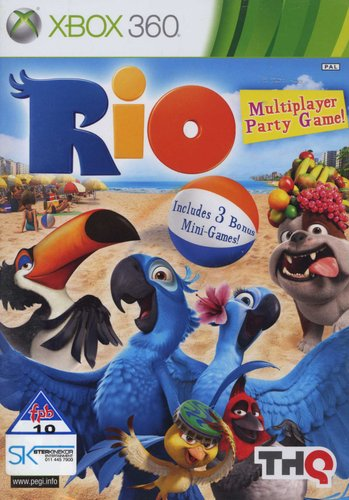 Rio (XBox 360, DVD-ROM): Xbox360 | Games | Buy online in South