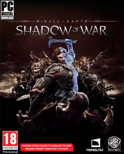 Middle Earth: Shadow Of War (PC) | Games | Buy online in