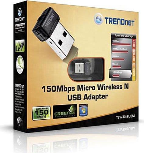 TRENDnet TEW-648UBM WLAN Drivers Windows 7