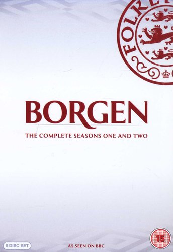 Borgen - Season 1 & 2 (Danish, DVD, Boxed set): Sadse Babett Knudsen