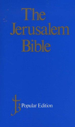 jerusalem bible online