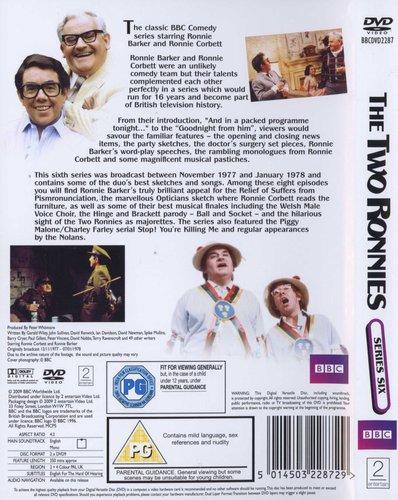The Two Ronnies: Series 6 (DVD): Kate O'Mara | Movies & TV | Buy