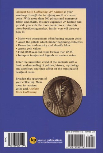 Ancient Coin Collecting, v  I (Paperback, 2nd Revised edition