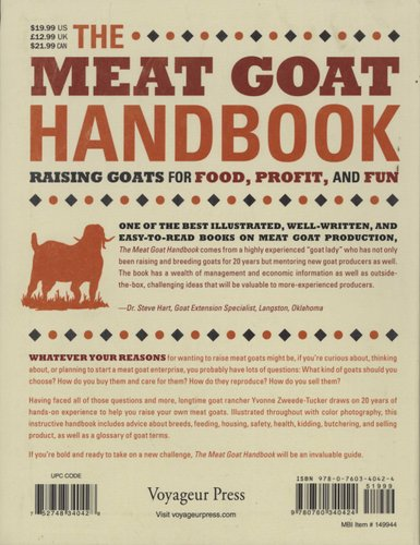 The Meat Goat Handbook - Raising Goats for Food, Profit, and