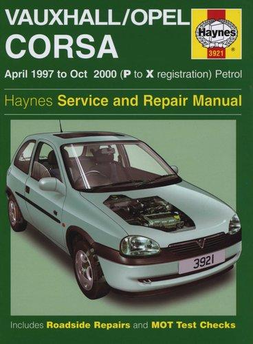 vauxhall opel corsa service and repair manual april 1997 to rh loot co za Opel Corsa Car Opel Corsa 1995