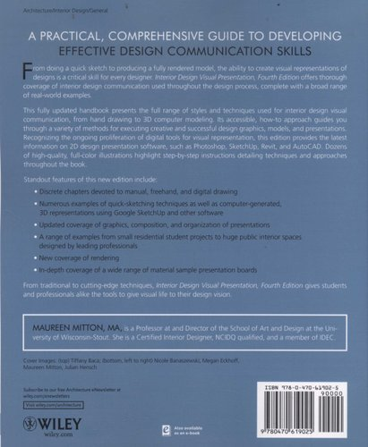 Interior Design Visual Presentation A Guide To Graphics Models And Presentation Techniques Paperback 4th Revised Edition Maureen Mitton 9780470619025 Books Buy Online In South Africa From Loot Co Za