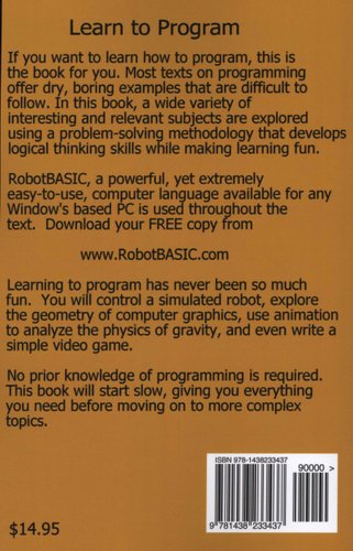 Robotbasic Projects for Beginners - Learn to Program Through