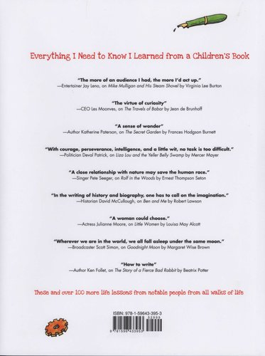Everything I Need to Know I Learned from a Children's Book - Life