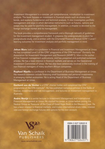 Investment Management (Paperback, 2nd Revised edition): J