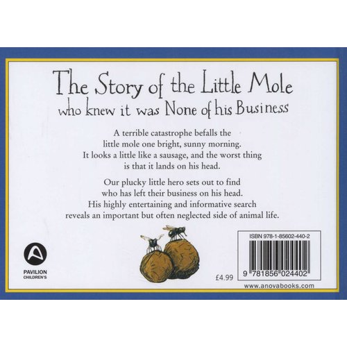 The Story of the Little Mole - mini edition (Hardcover, mini