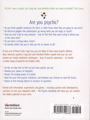 The Psychic Handbook - Discover and Enhance Your Hidden