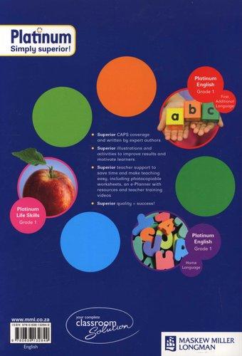 Platinum Mathematics - Platinum mathematics: Gr 1: Teacher's
