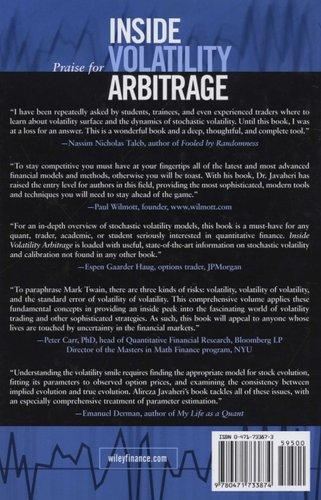 Inside Volatility Arbitrage : The Secrets of Skewness