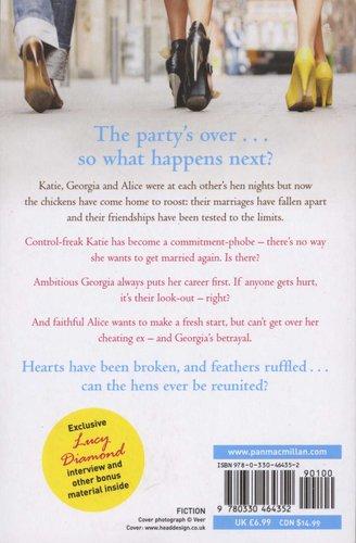 Hens Reunited (Paperback, Unabridged): Lucy Diamond