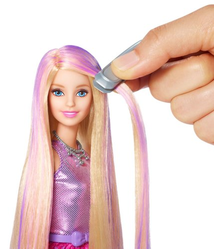 Barbie Hair Color And Style Doll Toys Buy Online In South Africa